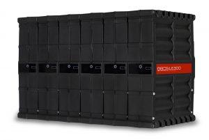BOS LE300 Lithium Ionen Batterien