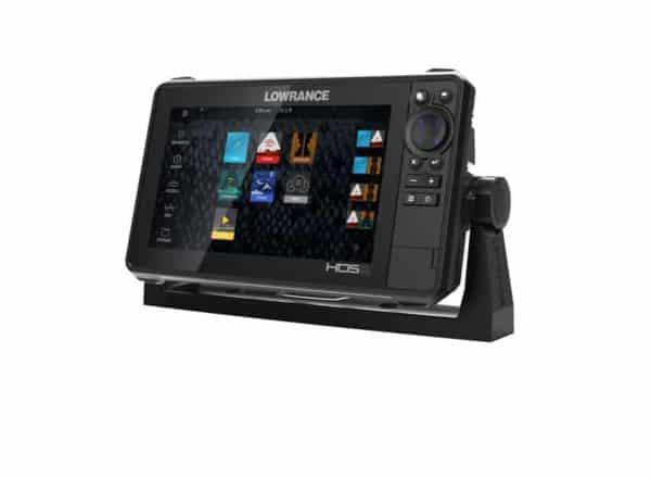 Lowrance HDS LIVE 9 Fishfinder Kartenplotter