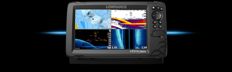 Lowrance Hook Reveal