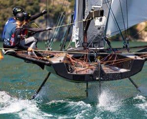 Sailmon Max Segel Display